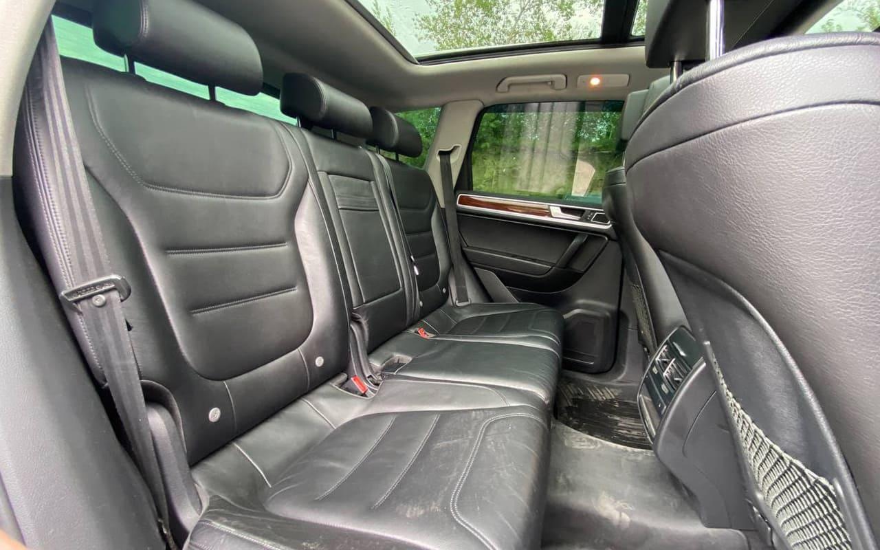 Volkswagen Touareg 2011 фото №14
