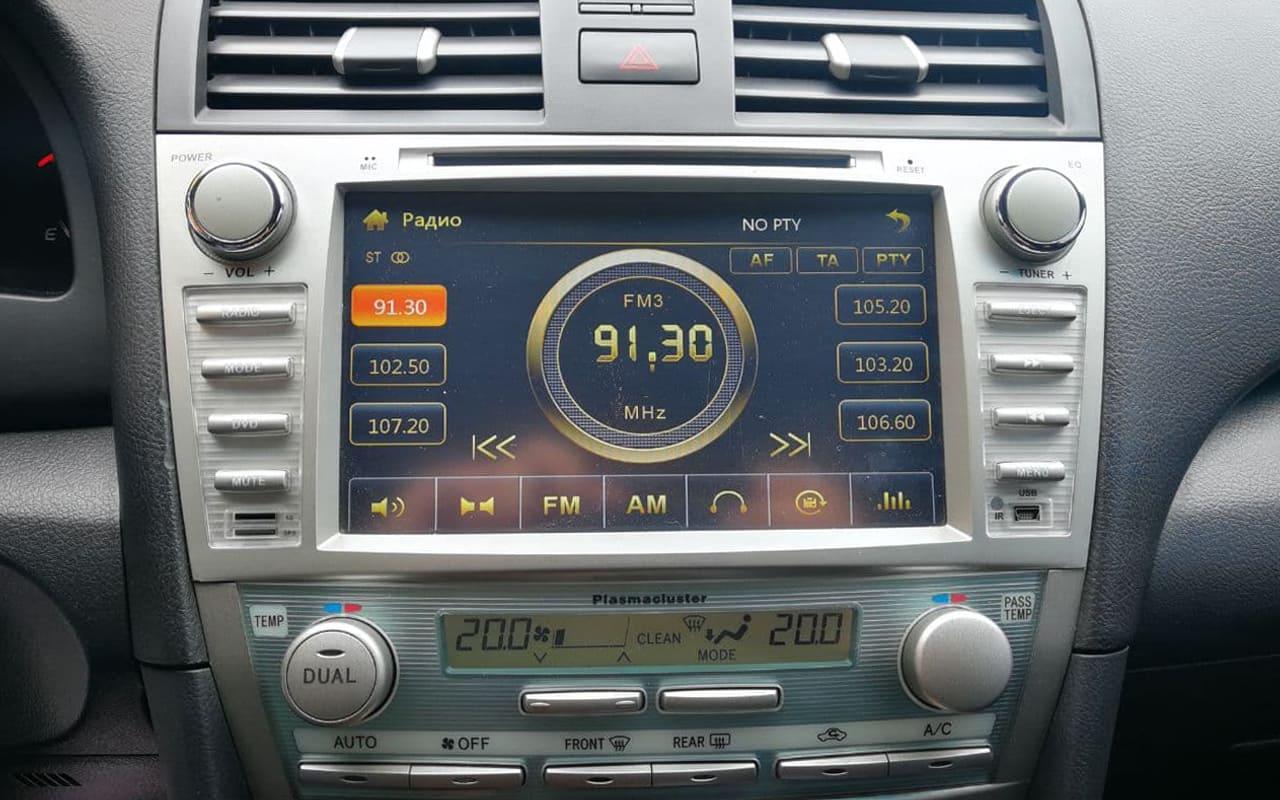 Toyota Camry 2008 фото №13