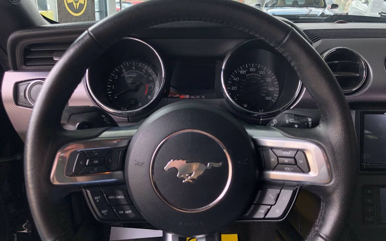 Ford Mustang 2015 фото №16