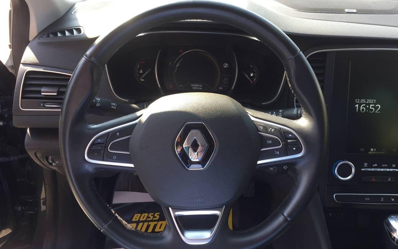 Renault Megane 2016 фото №13