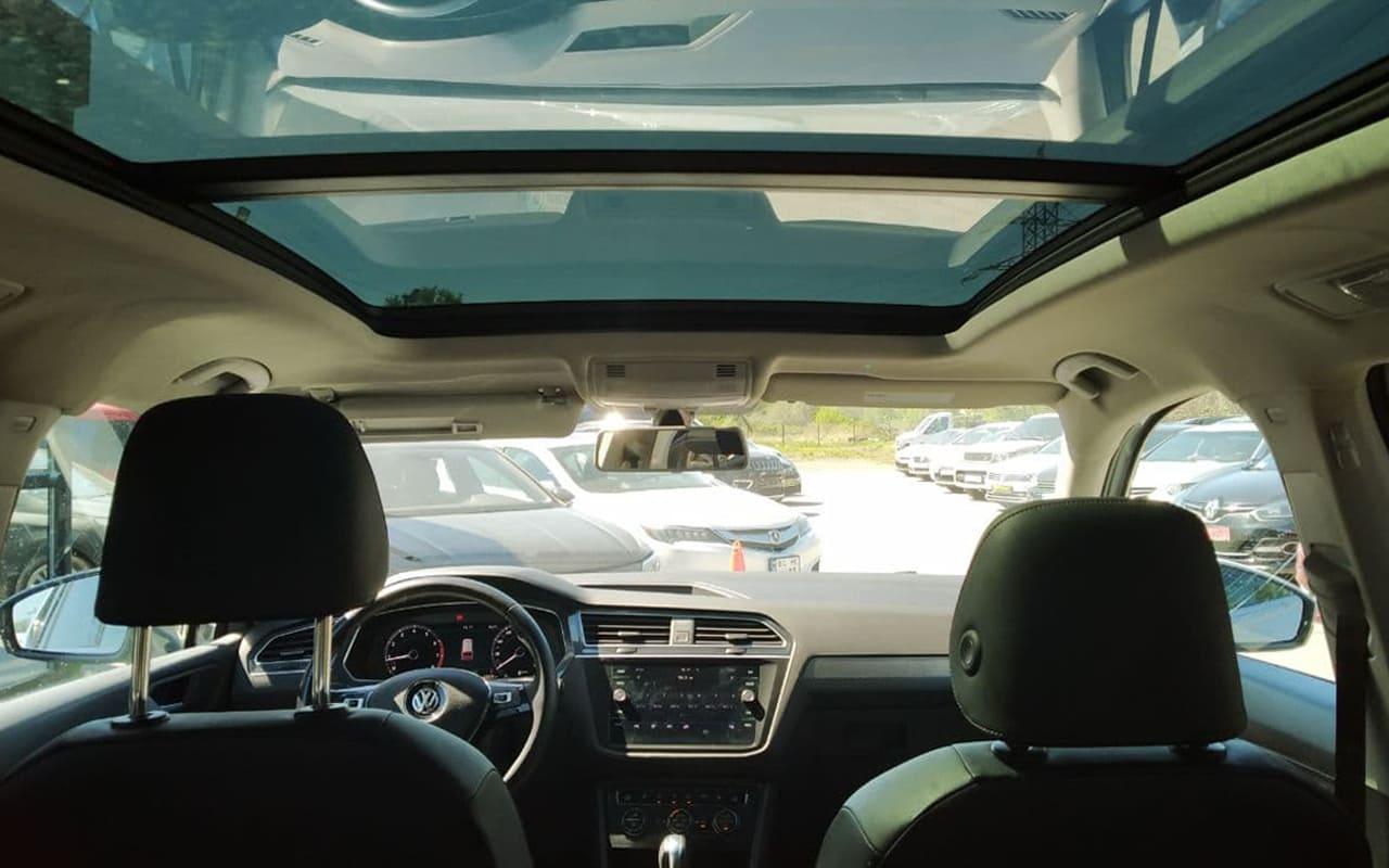 Volkswagen Tiguan 2018 фото №15