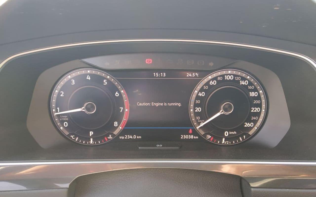 Volkswagen Tiguan 2018 фото №17