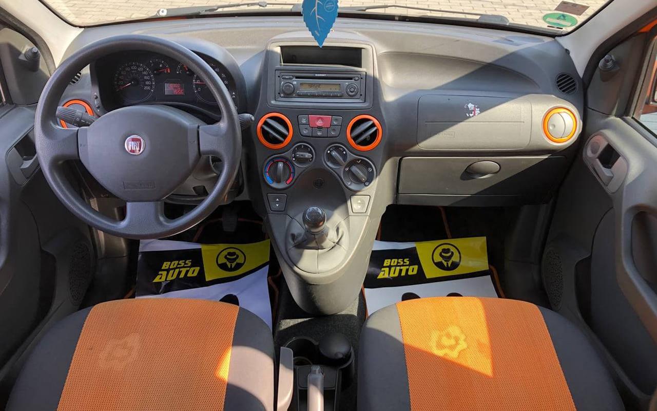 Fiat Panda 2008 фото №6