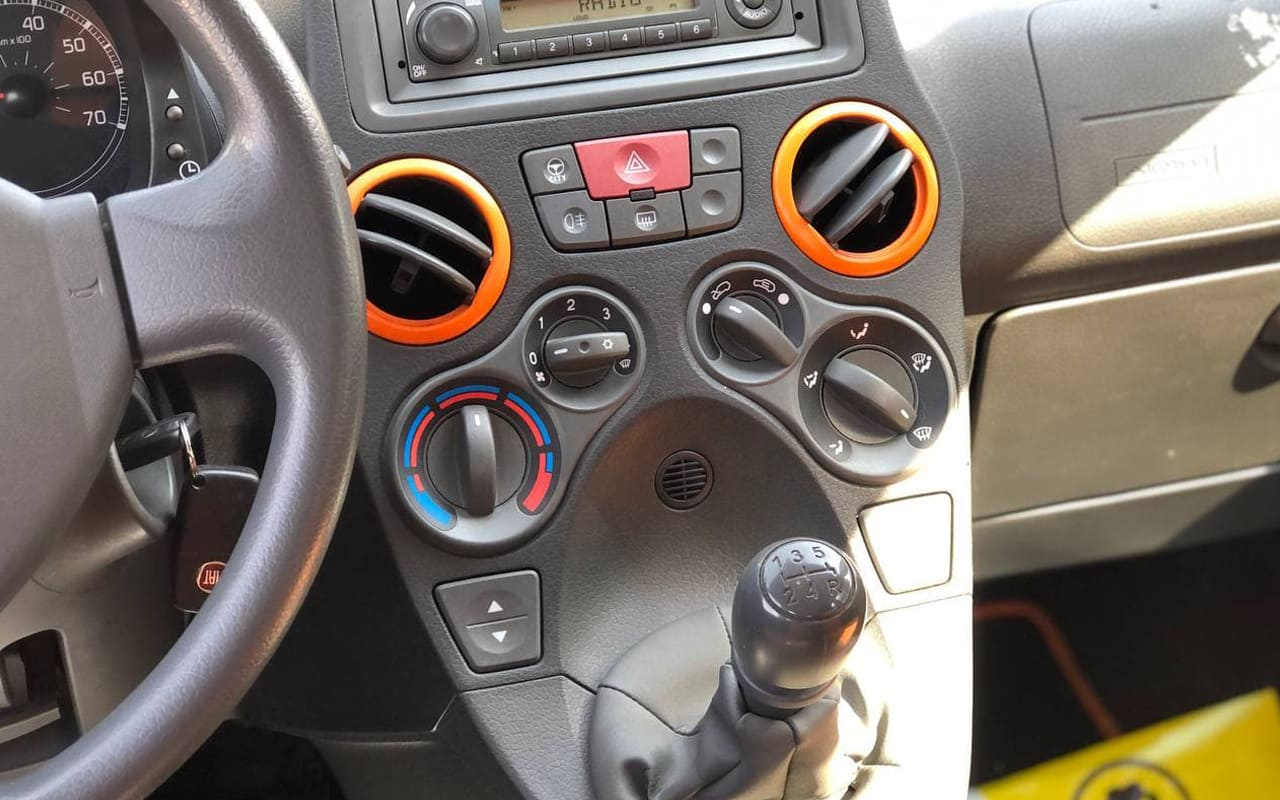 Fiat Panda 2008 фото №7