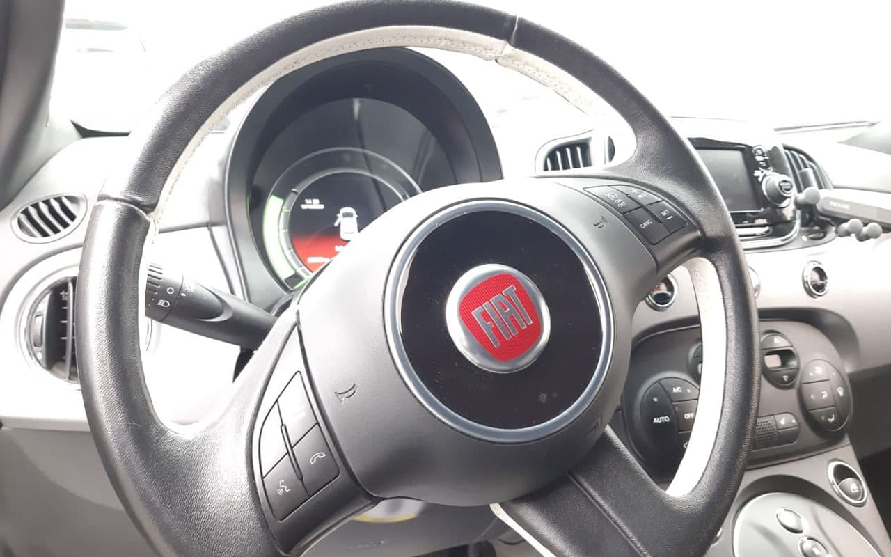 Fiat 500 2017 фото №16