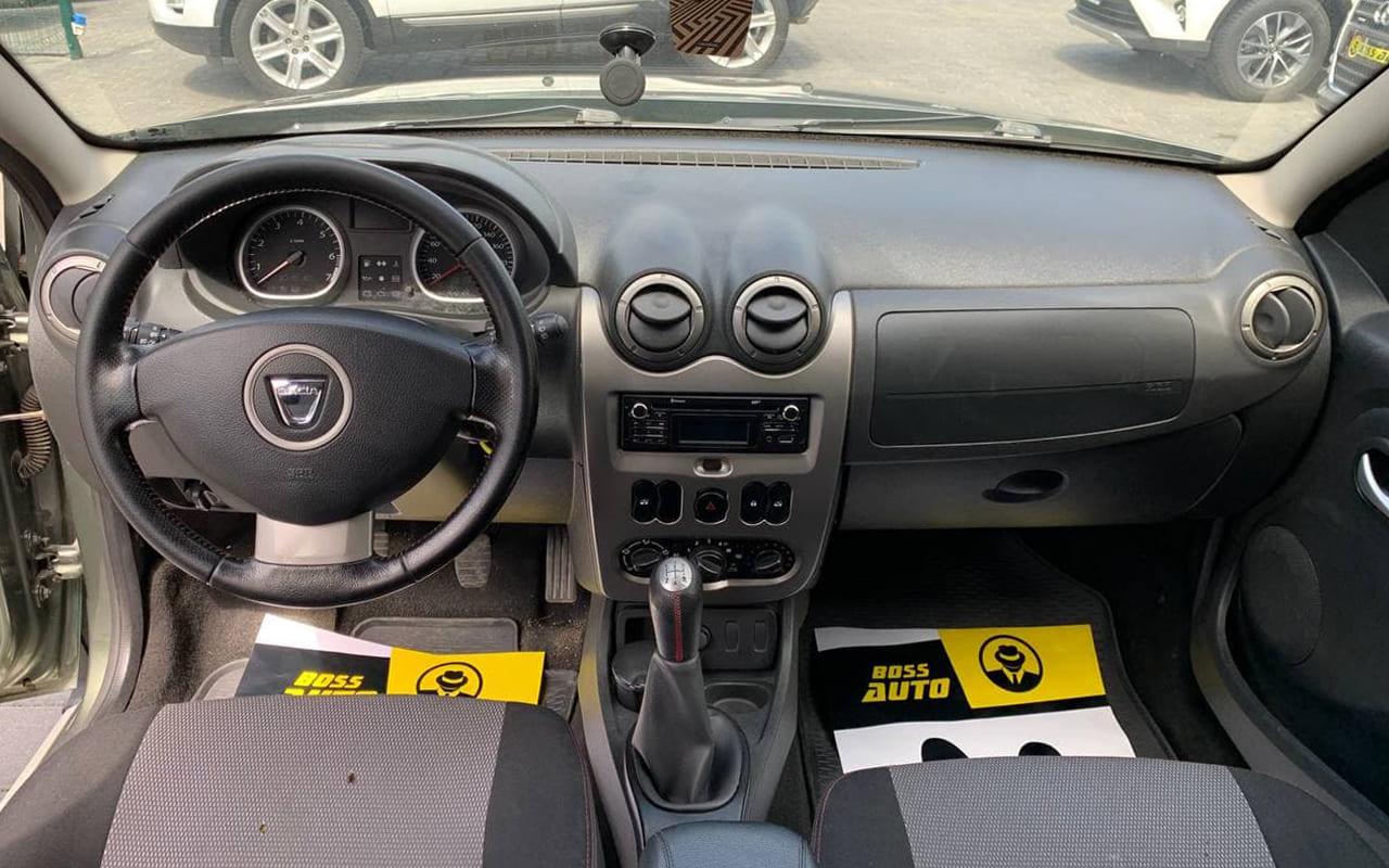 Dacia Duster 2013 фото №10
