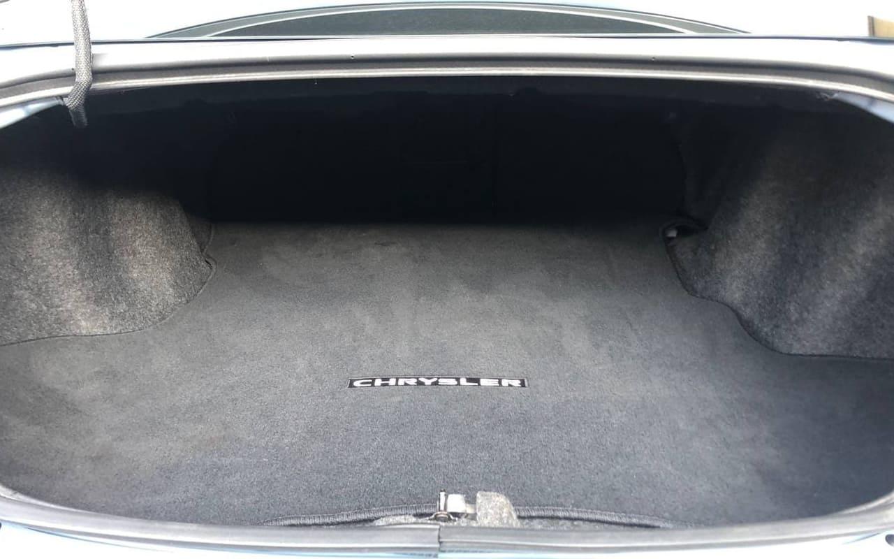 Chrysler 200 2012 фото №17