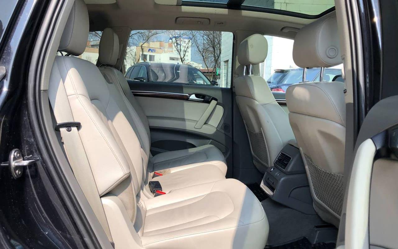 Audi Q7 Prestige 2013 фото №18