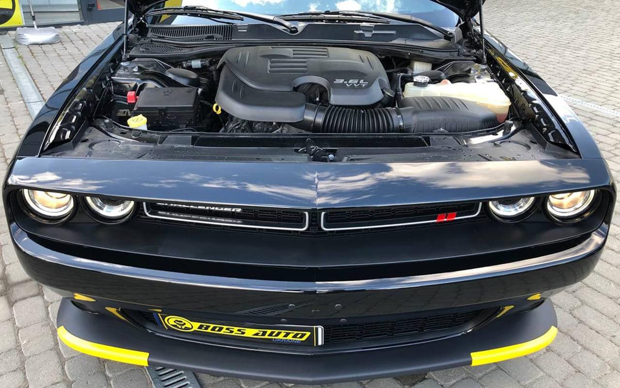 Dodge Challenger 2017 фото №19
