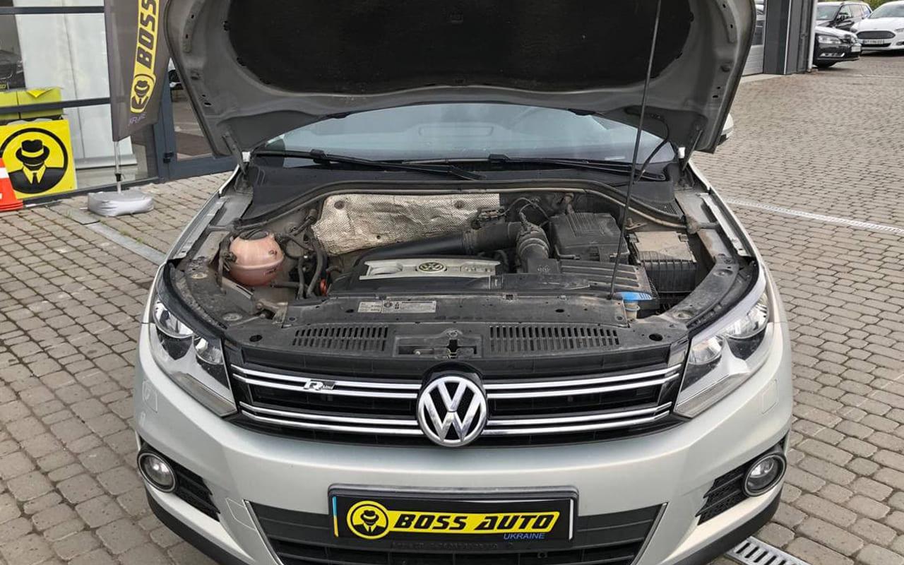 Volkswagen Tiguan 2011 фото №20