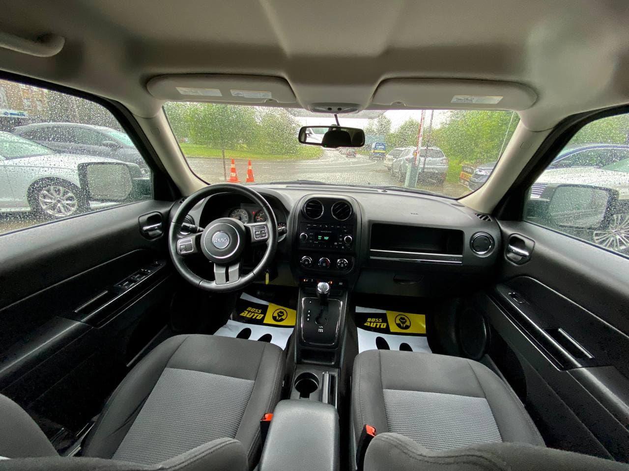 Jeep Patriot 2017 фото №18