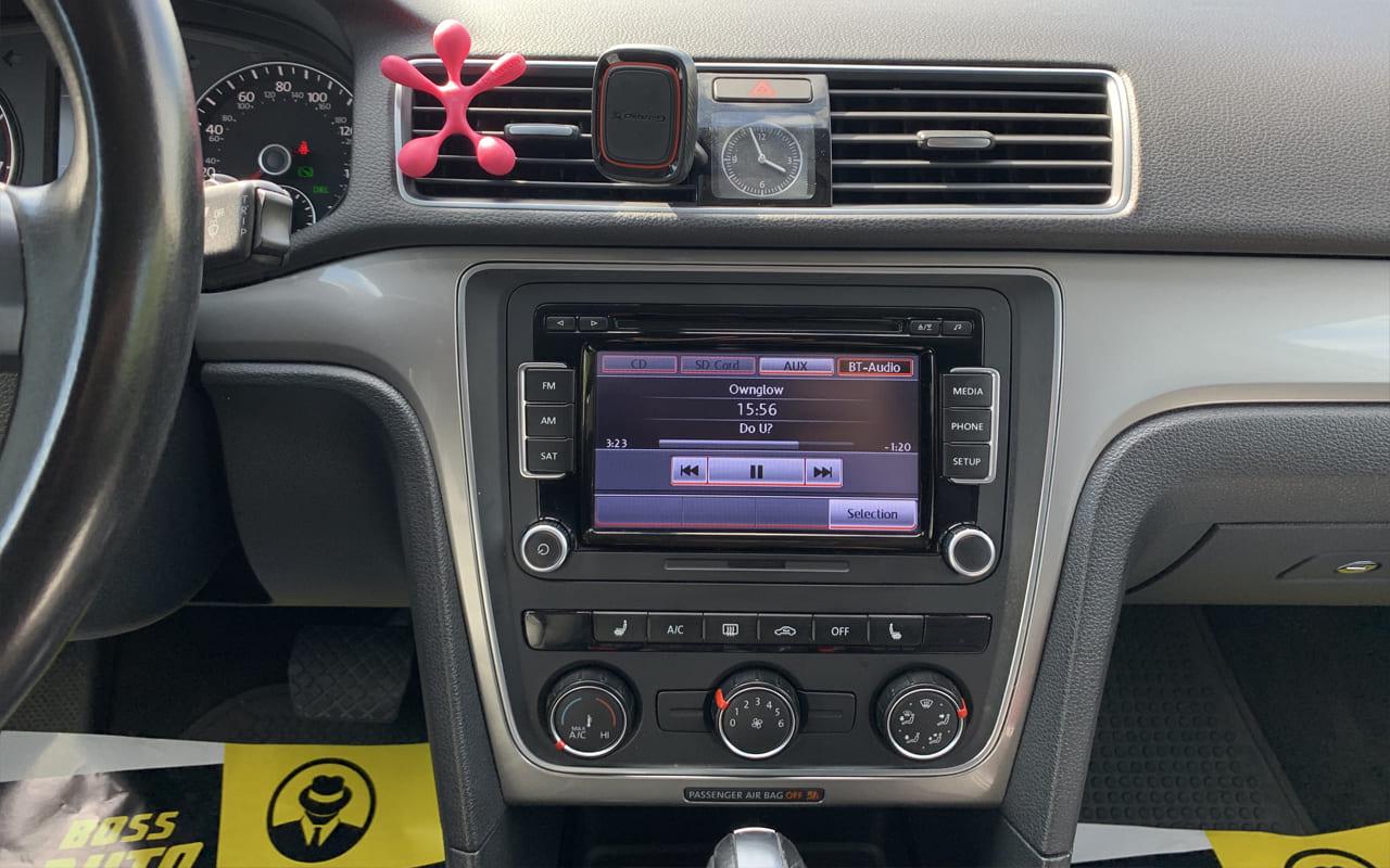 Volkswagen Passat 2015 фото №9