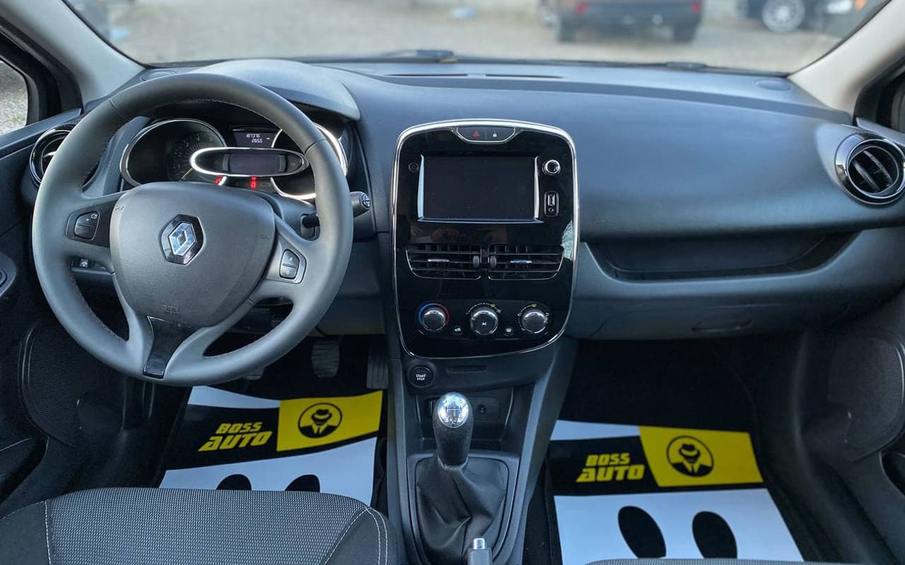 Renault Clio 2014 фото №17