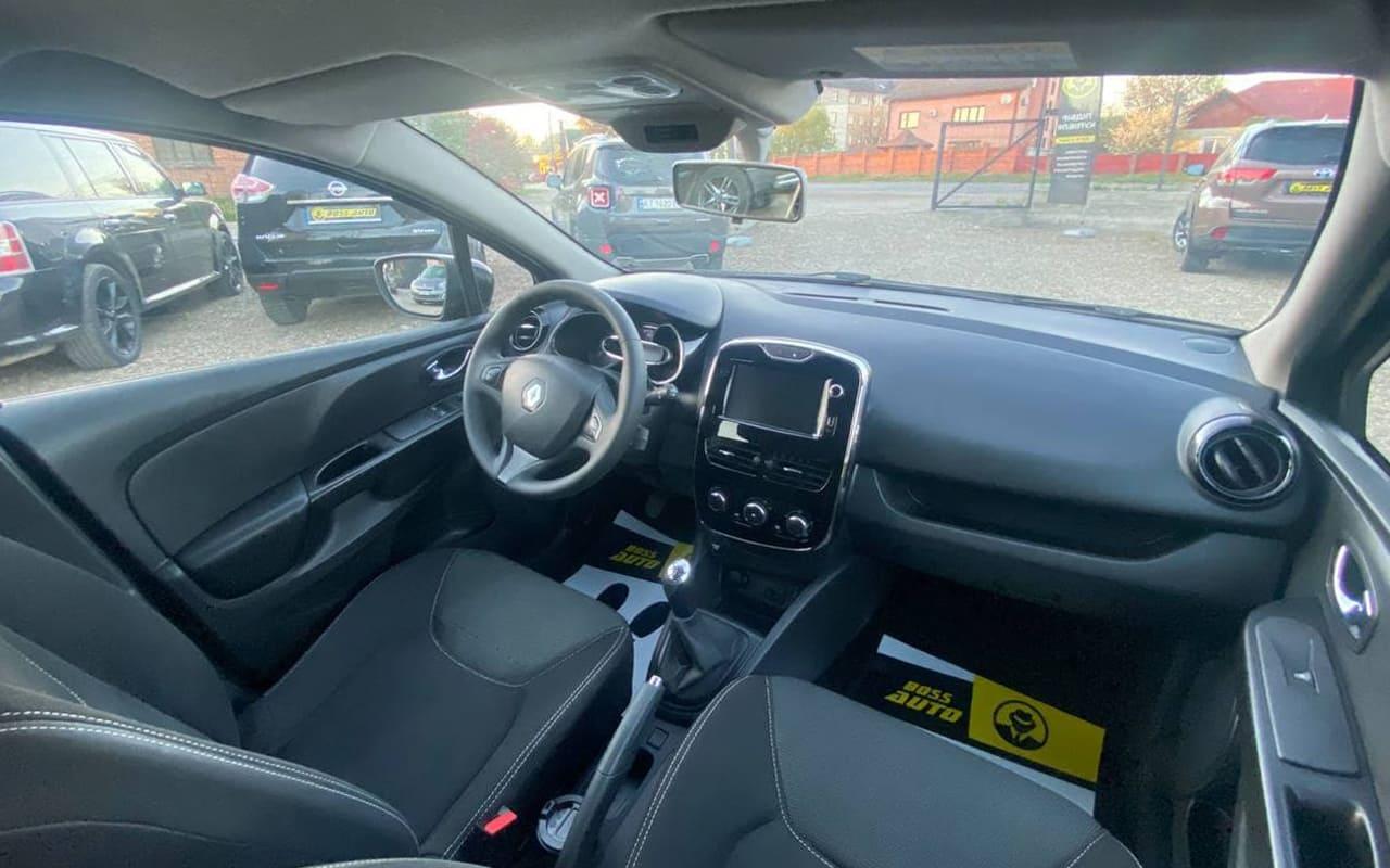 Renault Clio 2014 фото №19