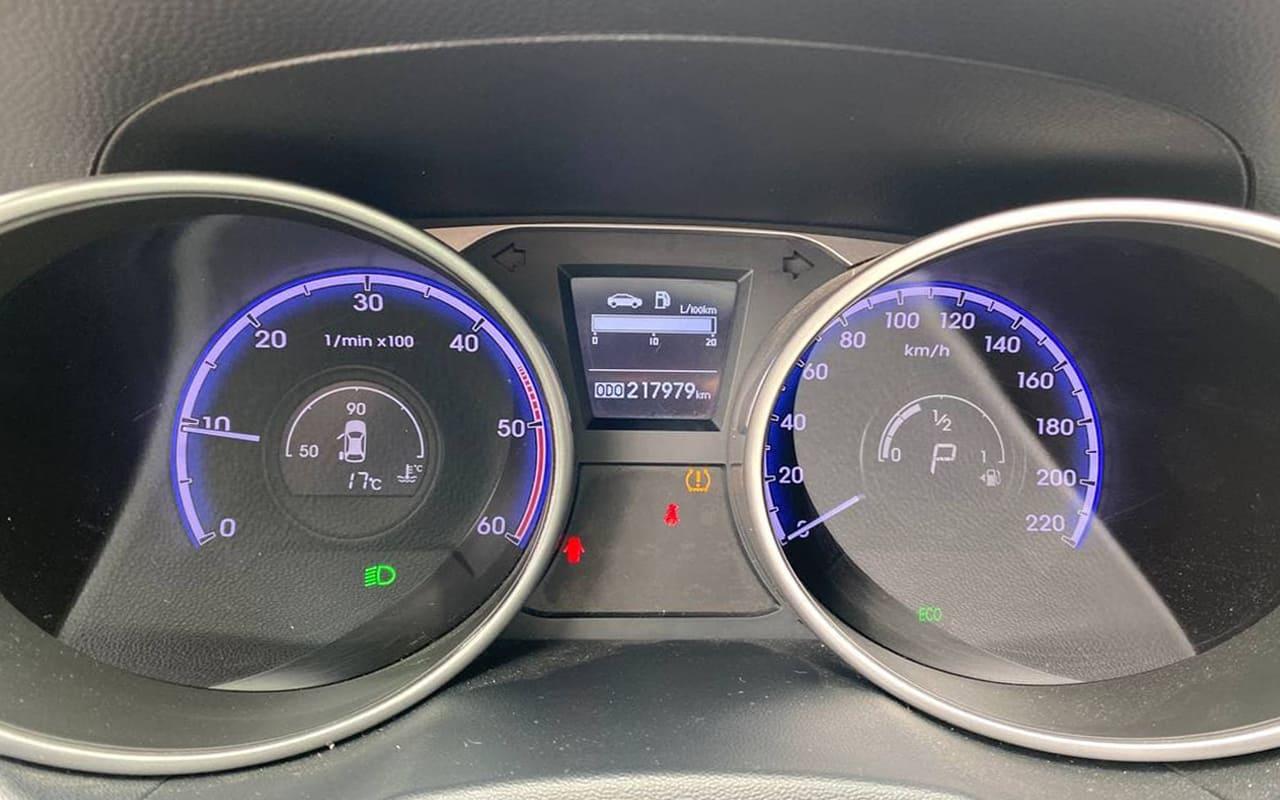 Hyundai IX35 2009 фото №18