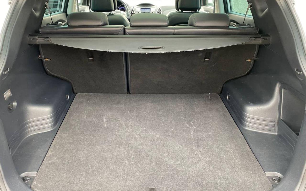 Hyundai IX35 2009 фото №20