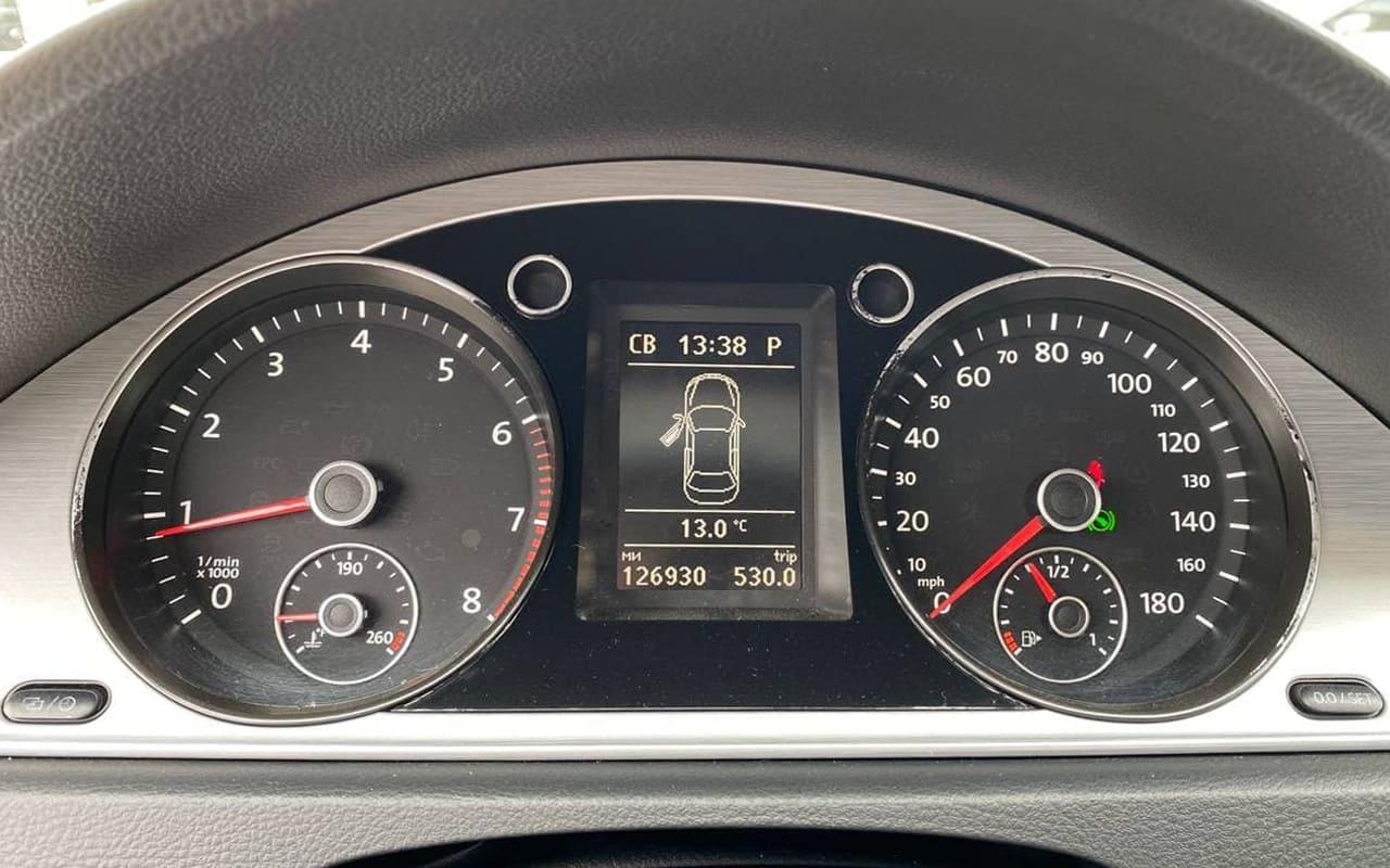 Volkswagen CC 2013 фото №16