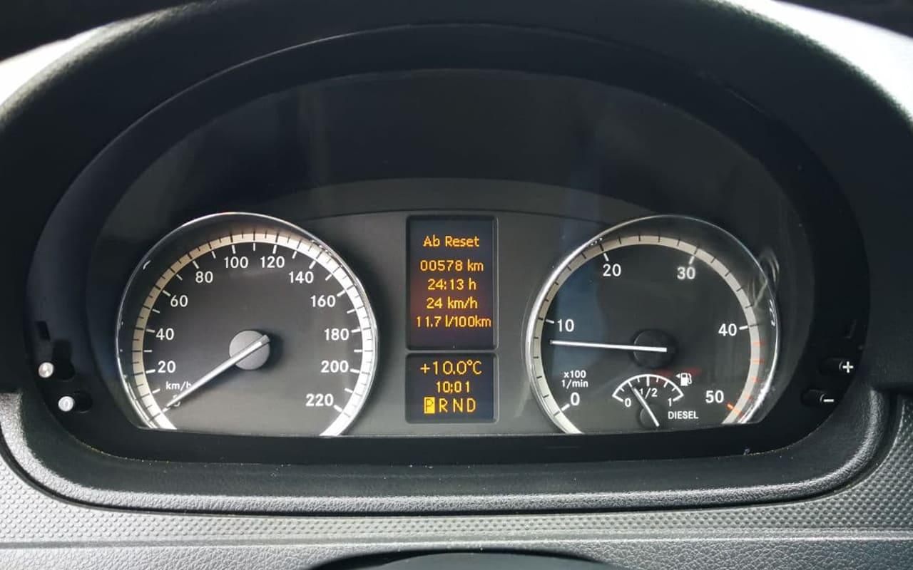 Mercedes-Benz Vito 2011 фото №12