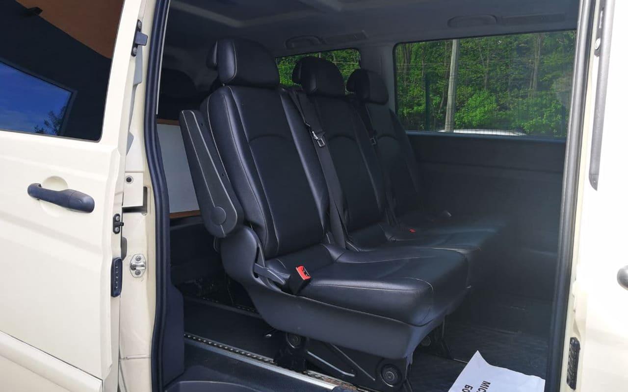 Mercedes-Benz Vito 2011 фото №14