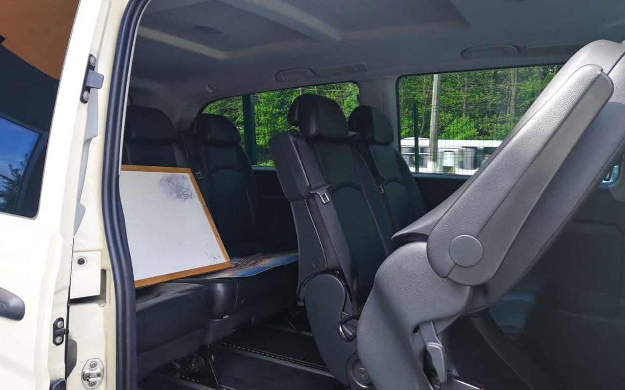 Mercedes-Benz Vito 2011 фото №15
