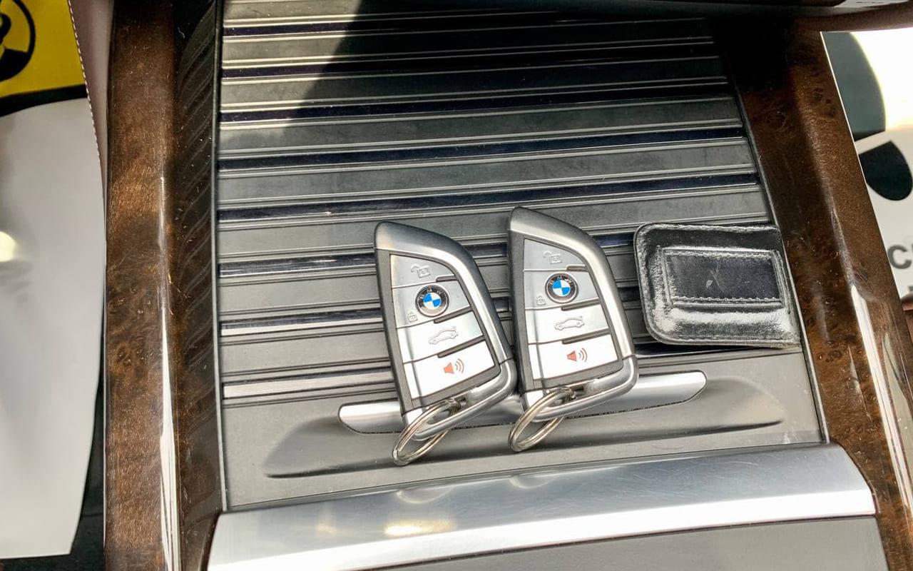 BMW X5 2014 фото №17