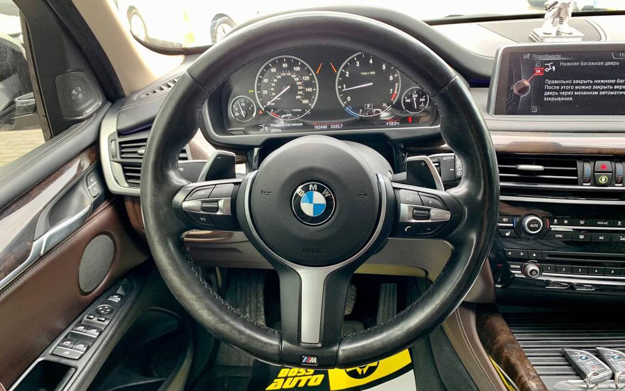 BMW X5 2014 фото №18