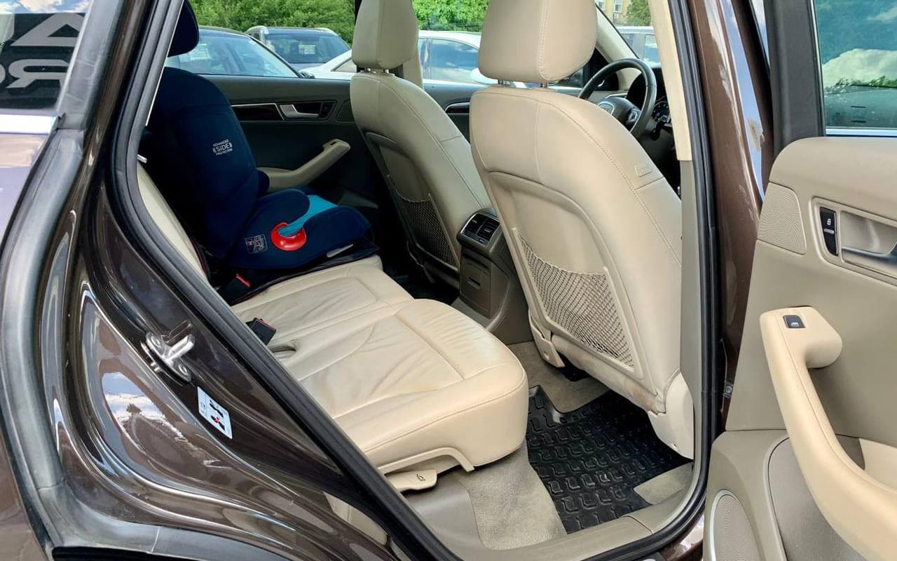 Audi Q5 Premium Plus 2011 фото №10
