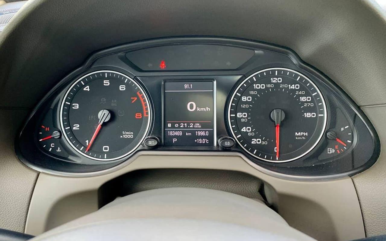 Audi Q5 Premium Plus 2011 фото №12