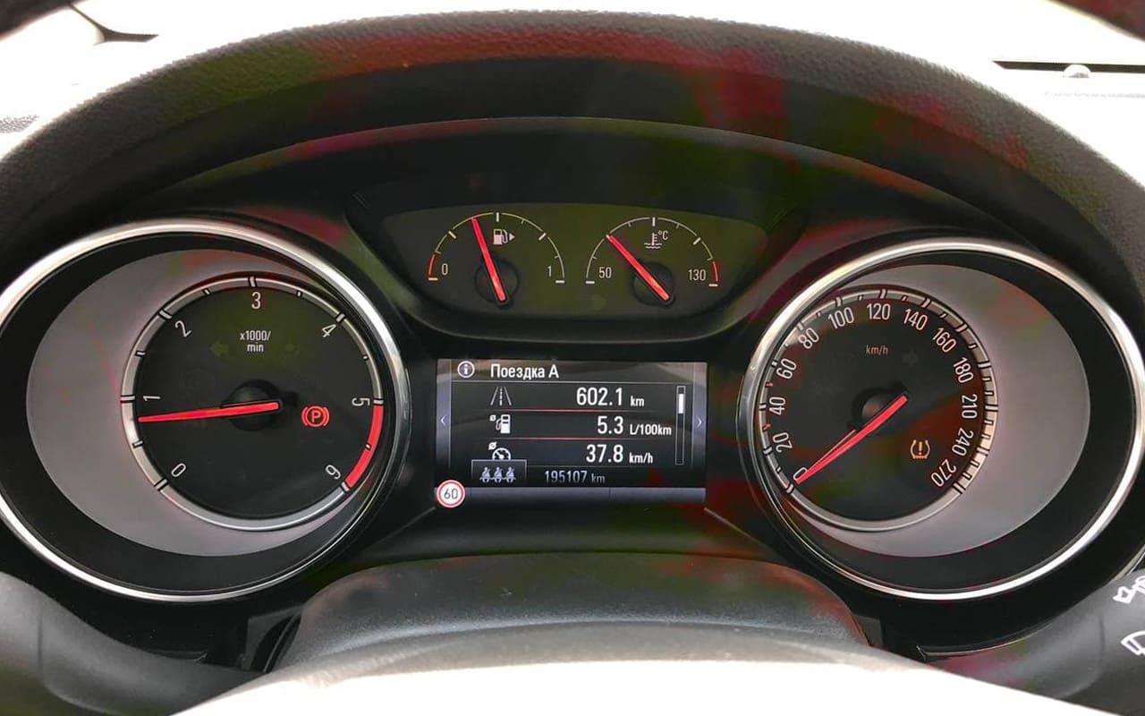 Opel Astra K 2016 фото №17