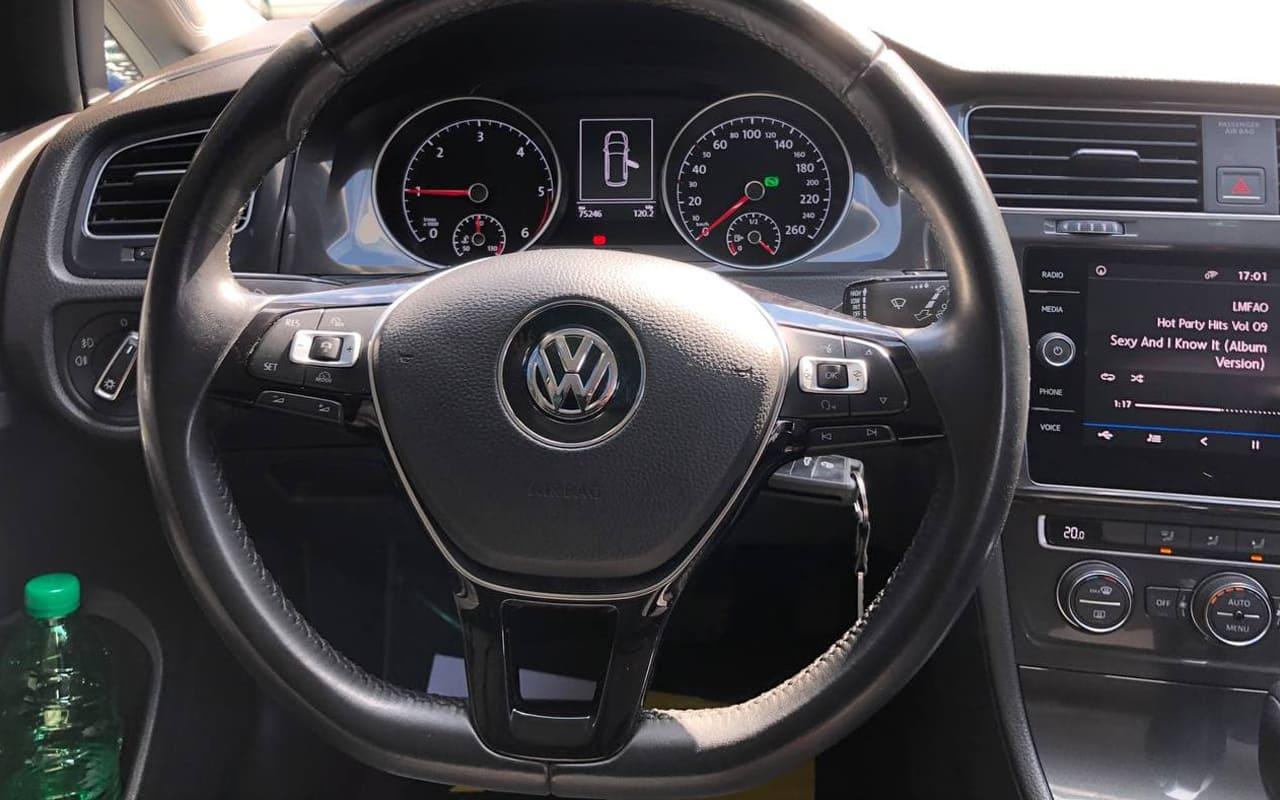 Volkswagen Golf 2017 фото №16