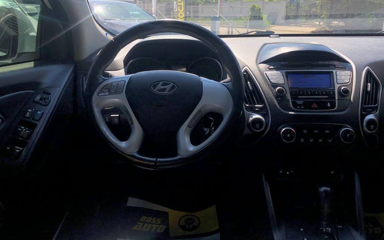 Hyundai IX35 2010 фото №14