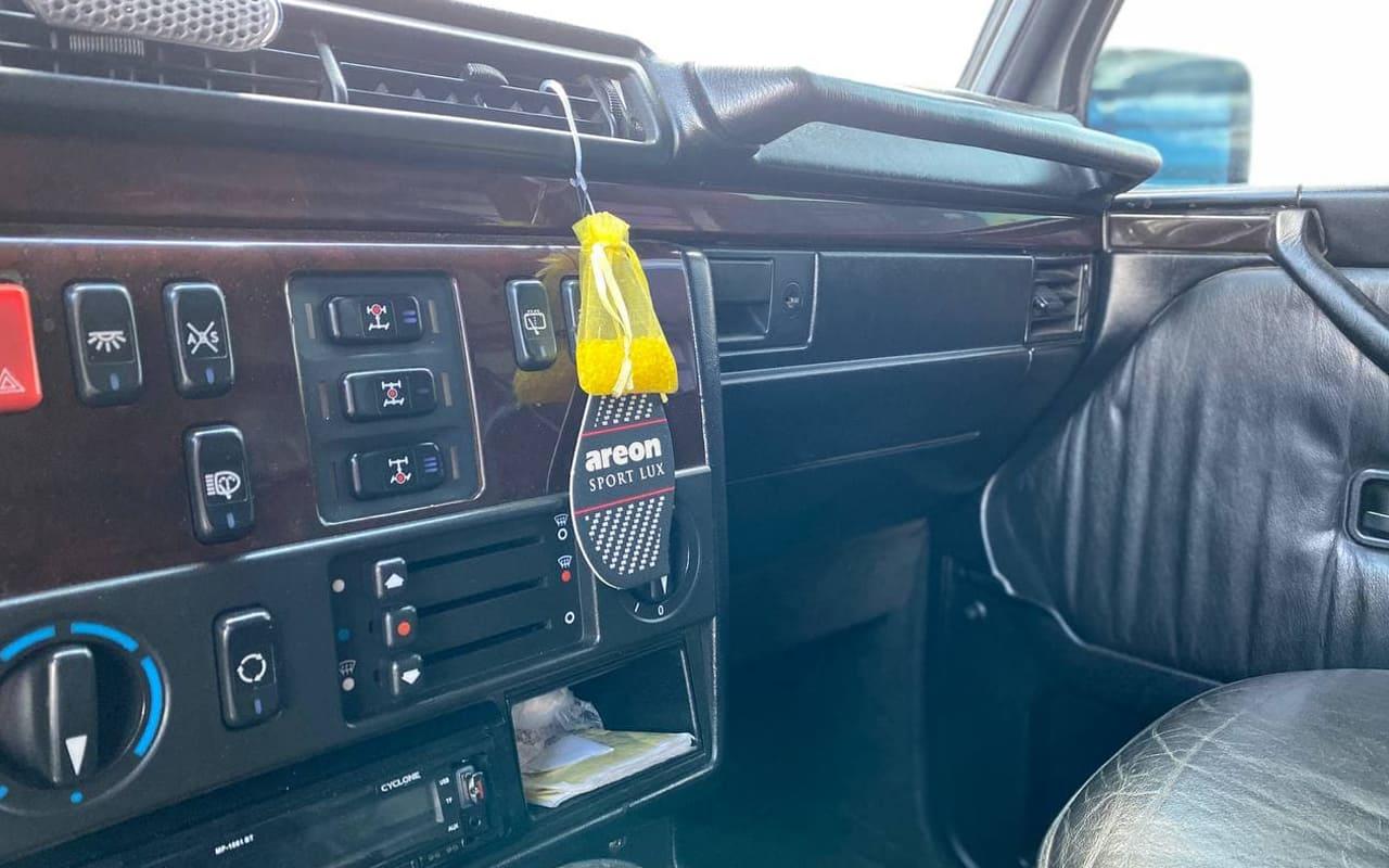 Mercedes-Benz G 350 1996 фото №13