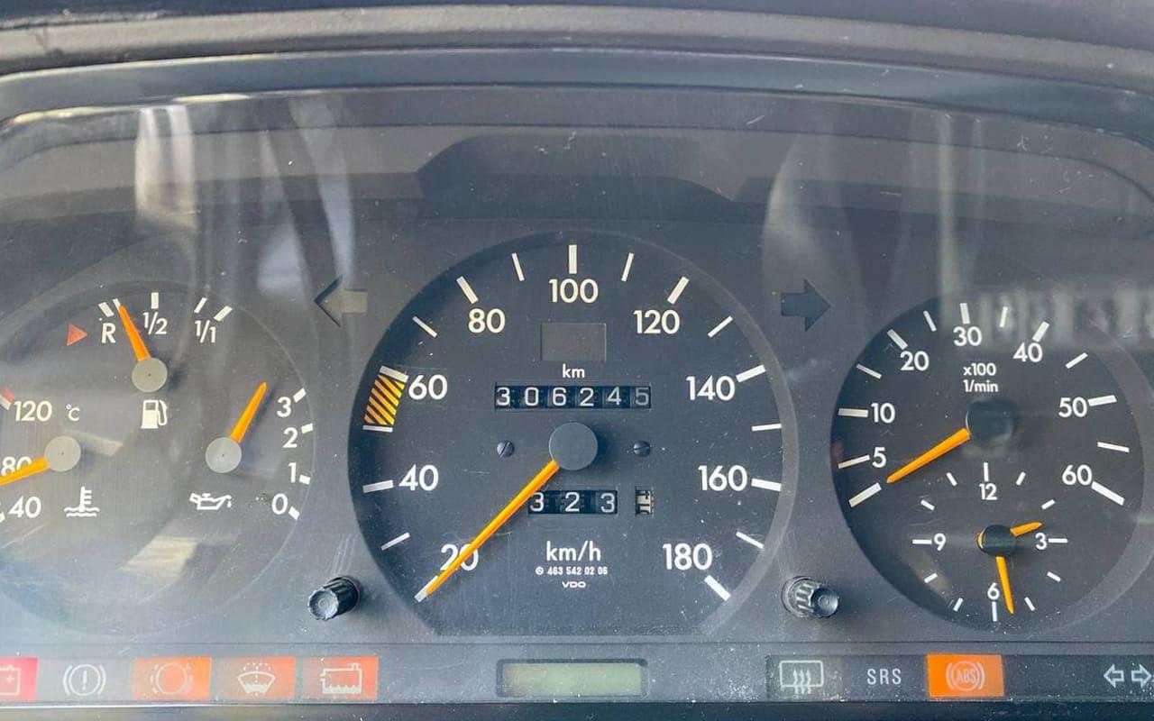 Mercedes-Benz G 350 1996 фото №16