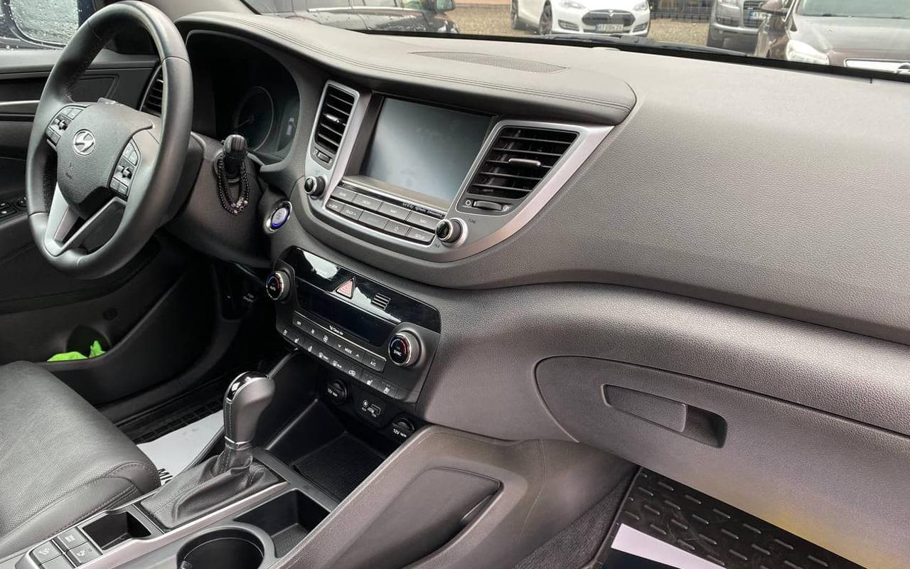 Hyundai Tucson 2018 фото №16