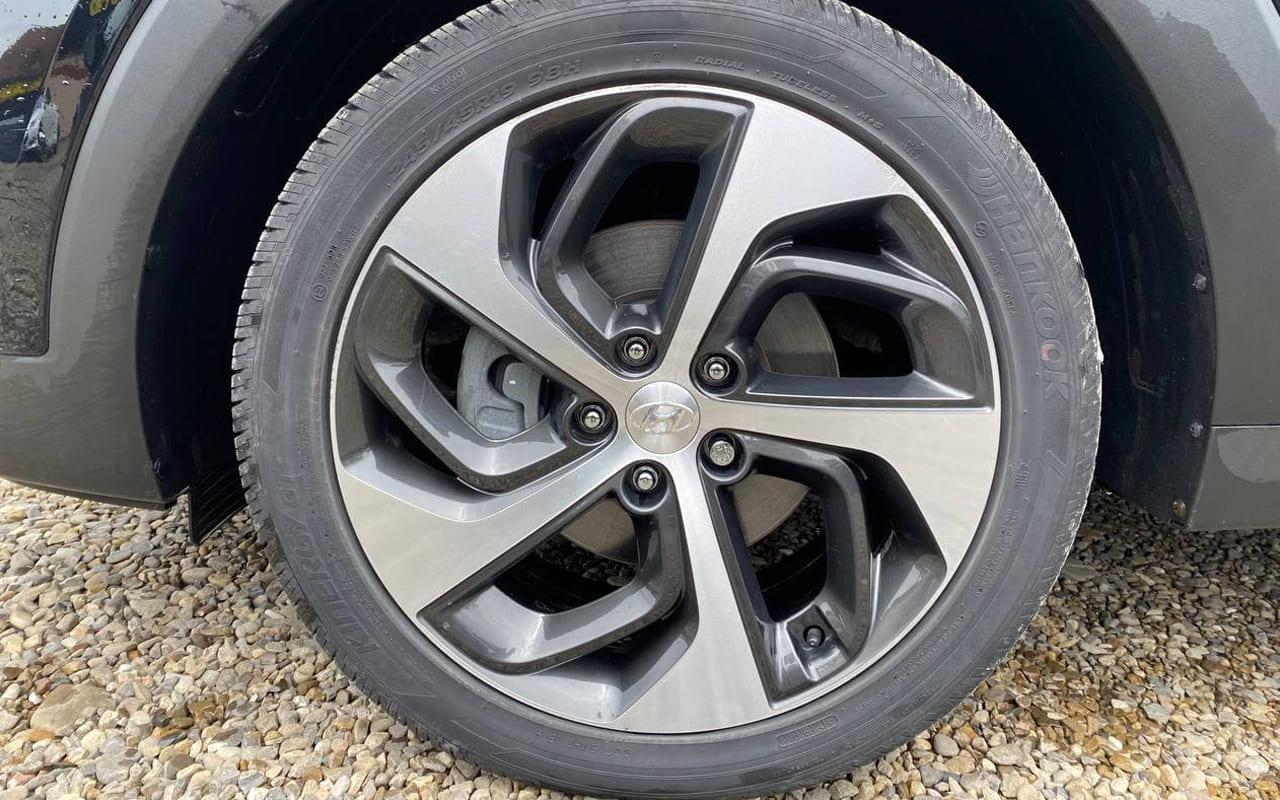Hyundai Tucson 2018 фото №19