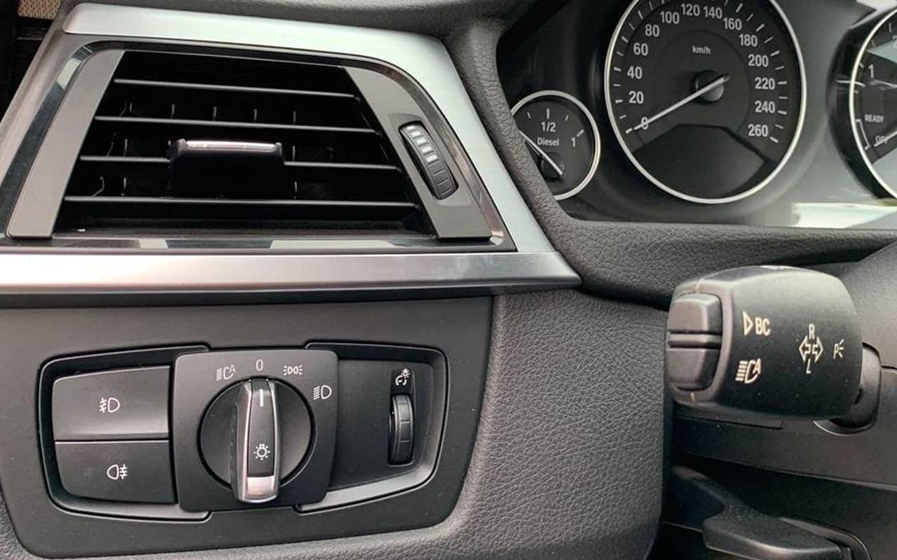 BMW 330 2014 фото №17