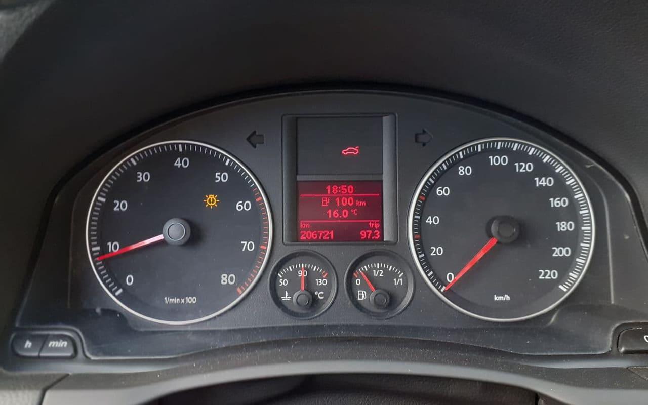Volkswagen Golf 2007 фото №16