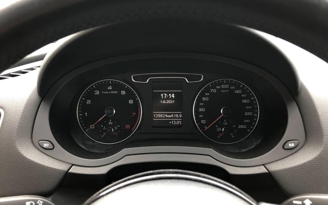 Audi Q3 2014 фото №16