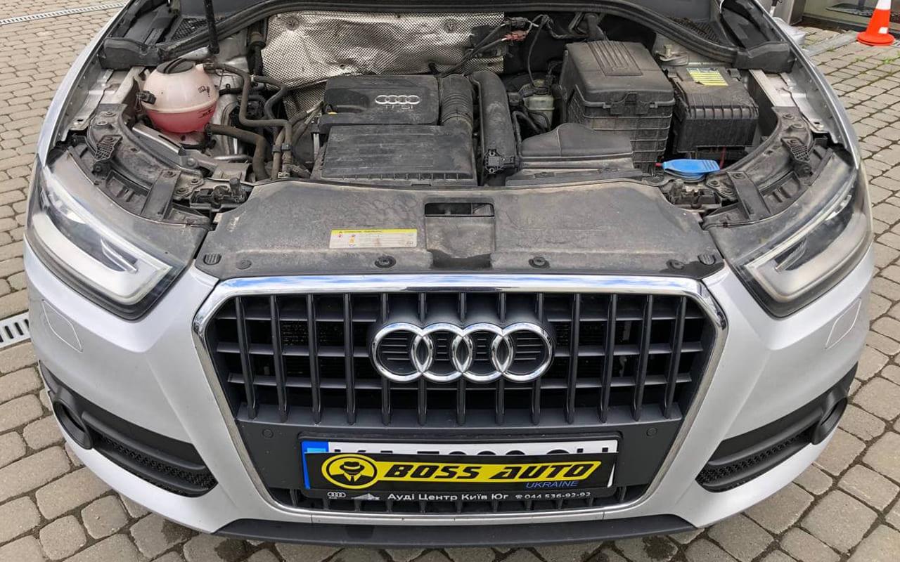 Audi Q3 2014 фото №18