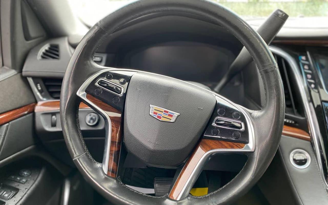 Cadillac Escalade ESV Premium 2015 фото №16