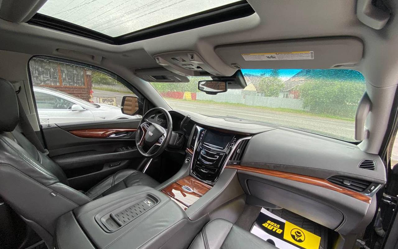 Cadillac Escalade ESV Premium 2015 фото №18
