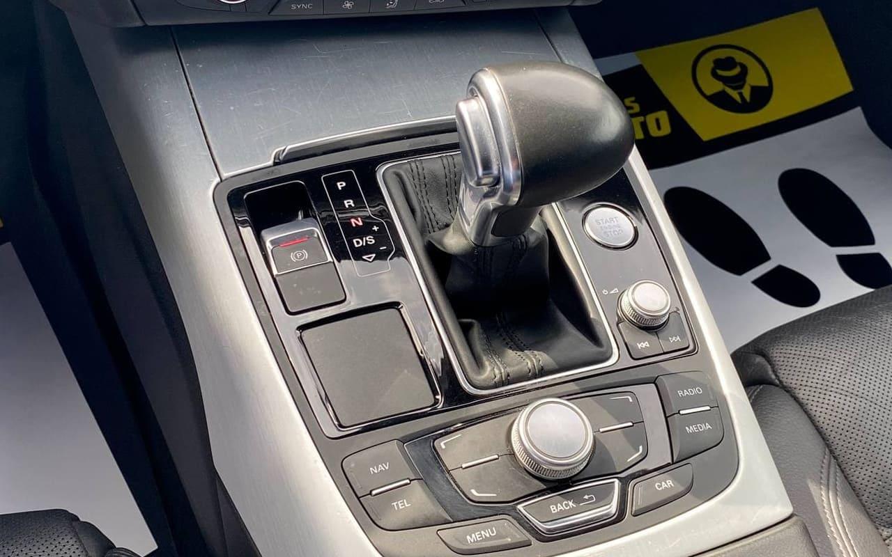 Audi A6 Prestige Stage1 2014 фото №17