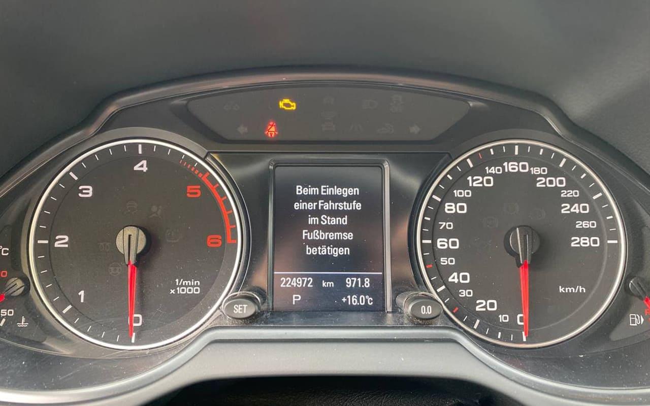 Audi Q5 2010 фото №14
