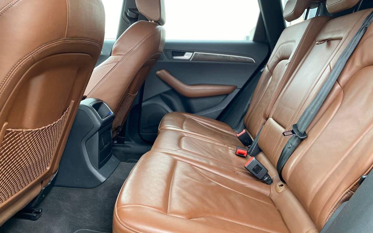 Audi Q5 2010 фото №16