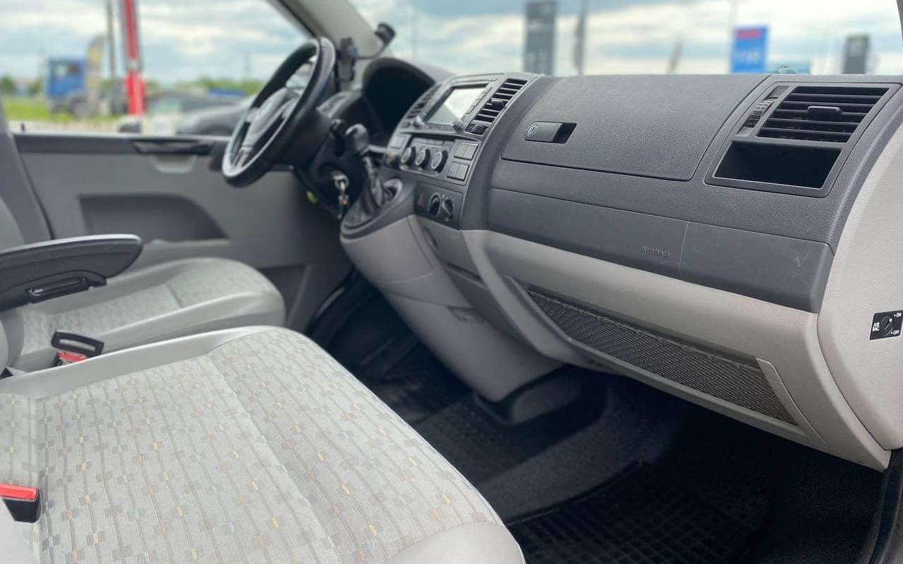 Volkswagen T5 2013 фото №14