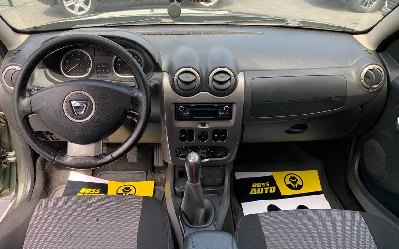 Dacia Duster 2014 фото №11