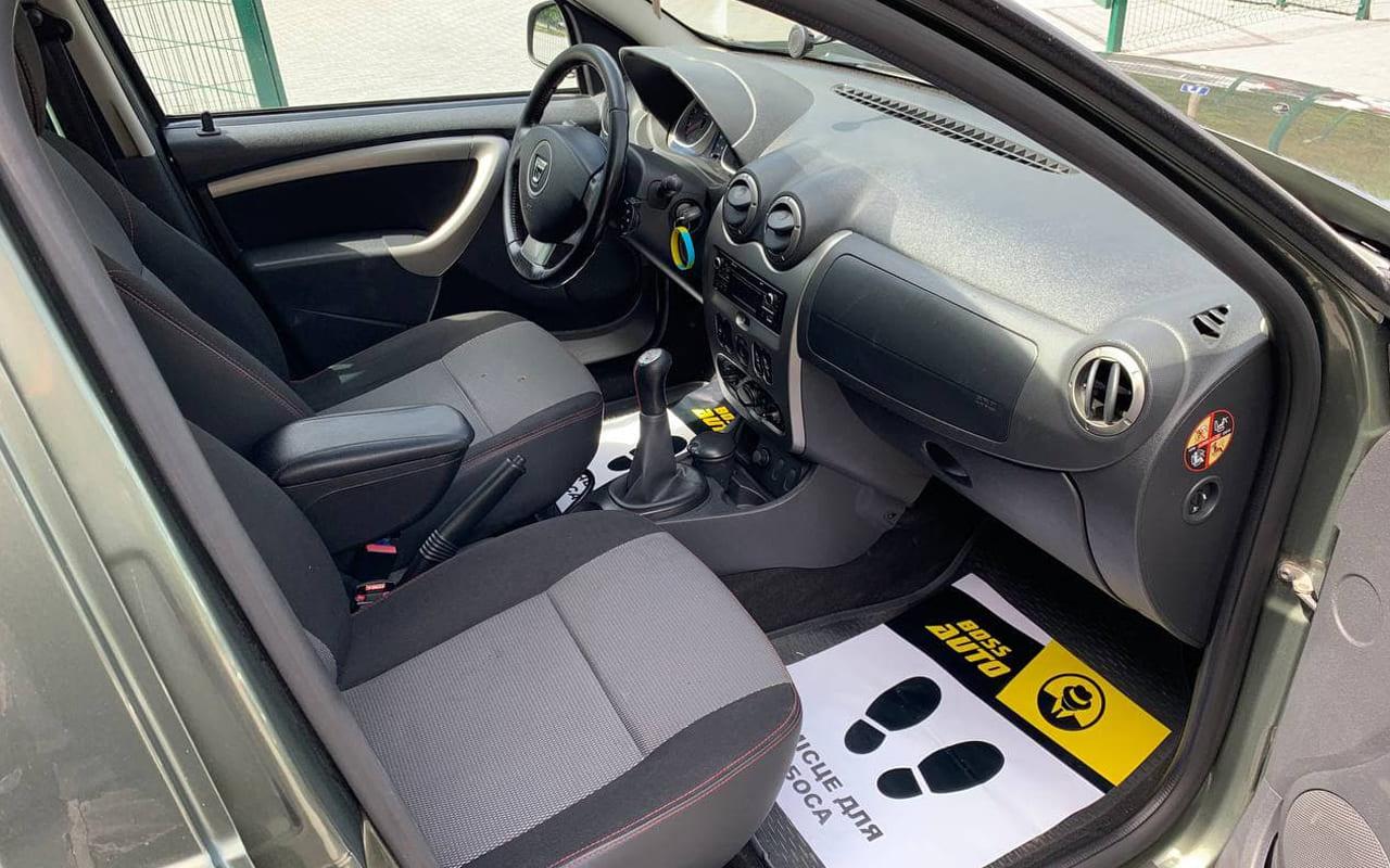 Dacia Duster 2014 фото №14