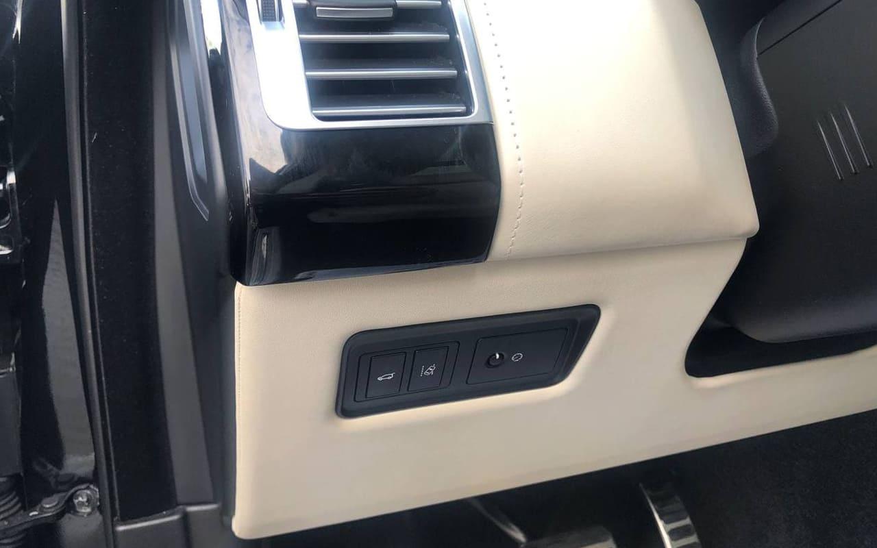 Land Rover Range Rover Autobiography 2016 фото №17