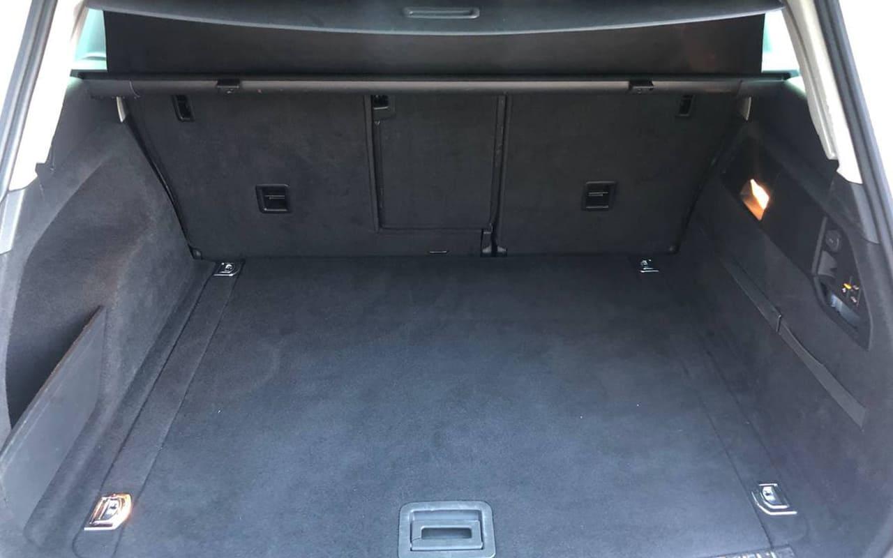 Volkswagen Touareg 2012 фото №20