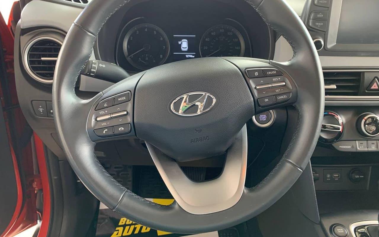 Hyundai Kona 2018 фото №16